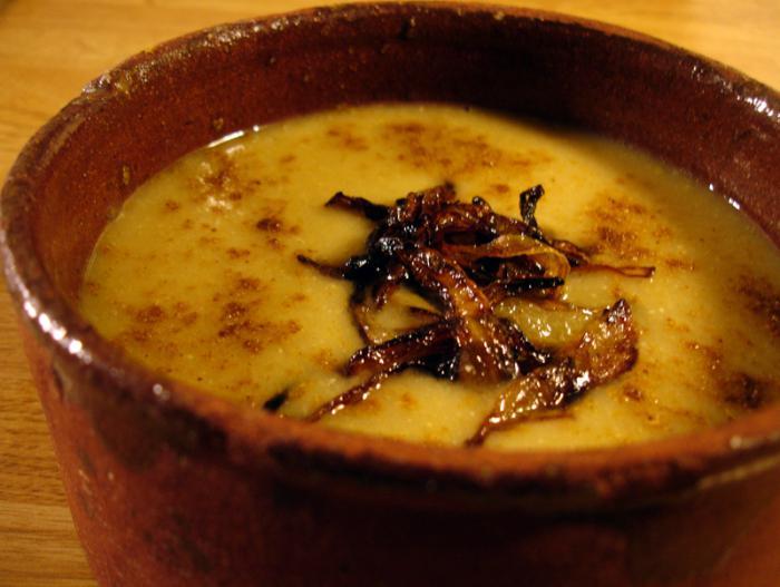 вкусный суп из зеленой чечевицы рецепт с фото