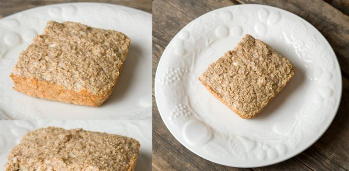 Как сделать творожный пирог с бананами, рецепт 28