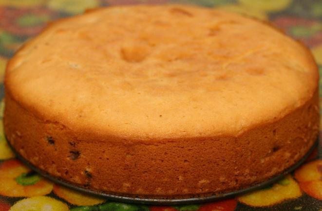 Кекс с кефиром рецепт простой