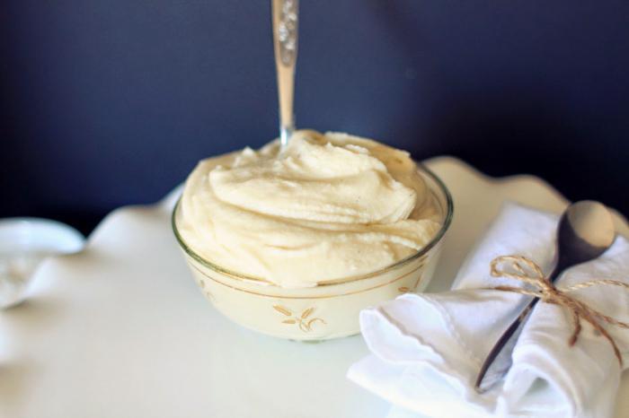 Как сделать масляный крем под мастику
