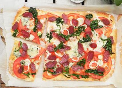 начинка для пиццы в домашних условиях с грибами