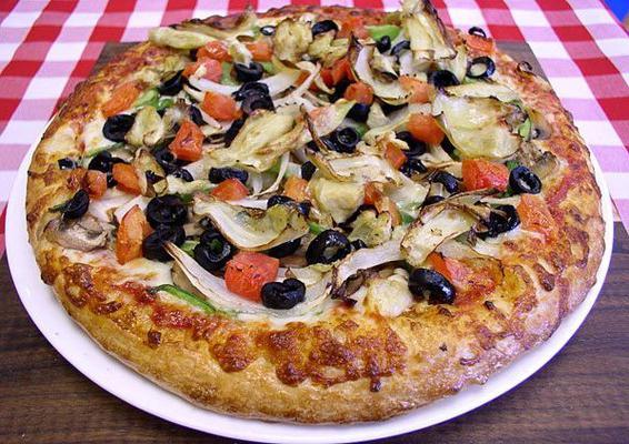 начинка для пиццы в домашних условиях с курицей