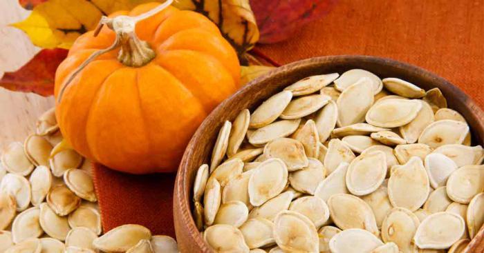 калорийность и польза тыквы