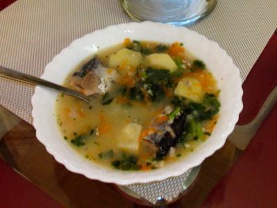 рецепт супа из консервы сардина