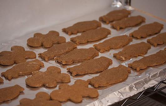 имбирное печенье как приготовить