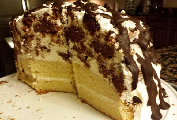 рецепт торта кучерявый пинчер