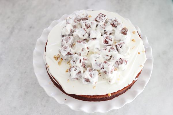 """Торт """"Кучерявый Панчо"""" – кулинарный рецепт"""