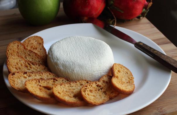 приготовить сыр из кефира