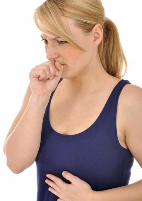 отрыжка воздухом причины лечение симптомы
