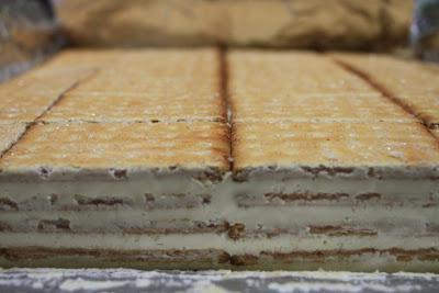 торт из печенья и творога без выпечки рецепты тортов