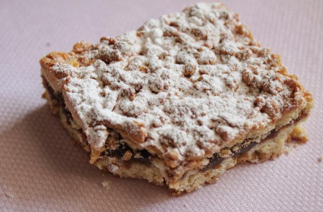 Подробный рецепт песочного пирога
