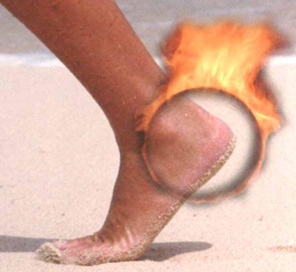 Причины болей в ногах вечером