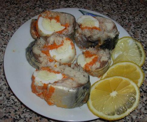 скумбрия в желатине пошаговый рецепт