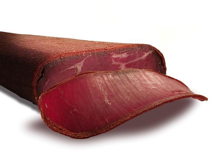 Как сделать вяленое мясо из лосятины в домашних условиях
