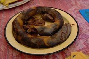 казахская колбаса