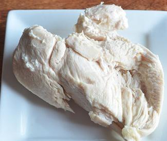 как приготовить куриное суфле как в детском саду