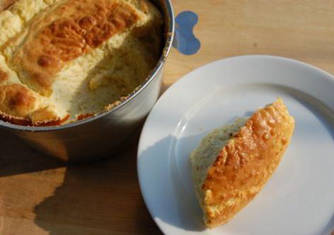 вкусные рецепты суфле из курицы в духовке