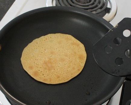 рецепт пп блинов из кукурузной муки с