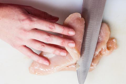 рулетики из куриного филе с начинкой пошаговый рецепт