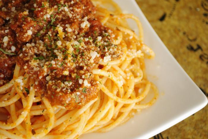 рецепт итальянской пасты в домашних условиях с фото