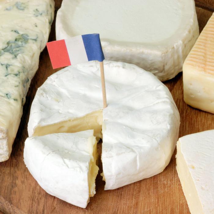 французские сыры фото