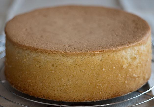 Самый простой рецепт бисквита в домашних условиях