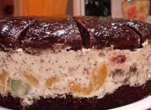 красочный торт ромашка рецепт фото