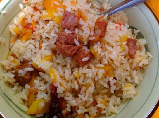 блюда из риса рецепты