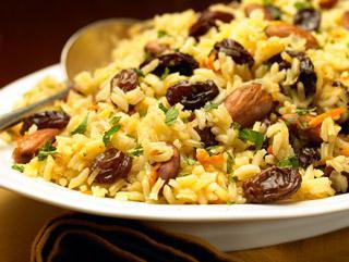 постные блюда из риса рецепты