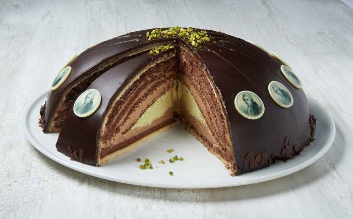 рецепт торт моцарт с фото