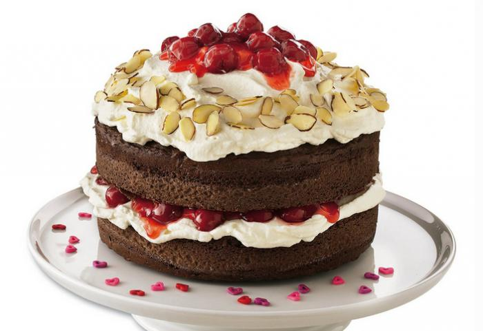 торт на день влюбленных пошаговый кулинарный рецепт