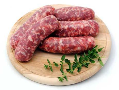 домашние колбаски в кишке рецепт на мясорубке