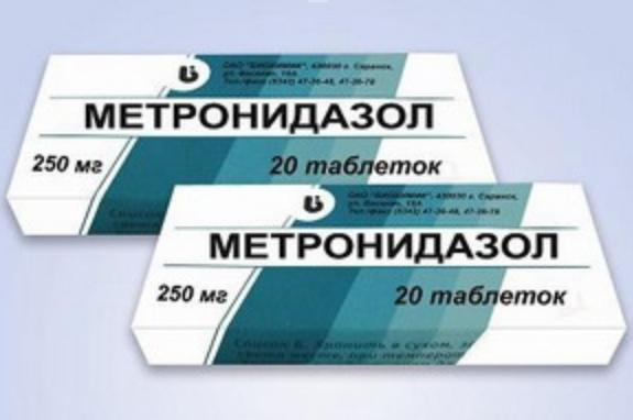 метронидазол инструкция по применению отзывы