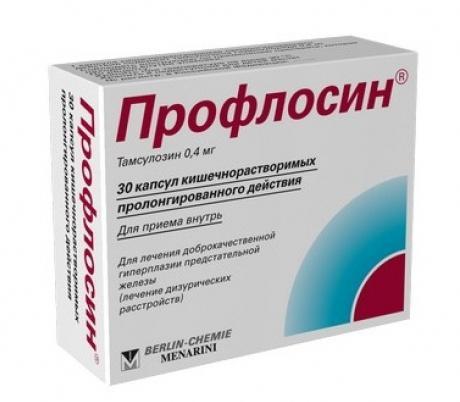лекарство профлосин инструкция цена