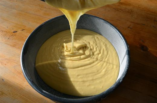 заливной пирог с яйцом и зеленым луком рецепт