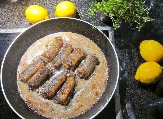 Блюда с копчеными свиными ребрышками рецепт