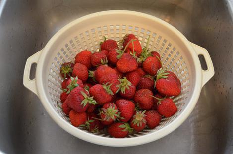 вкусное варенье из клубники целыми ягодами