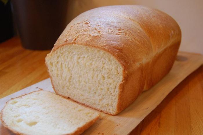 Выпекаем хлеб белый в домашних условиях