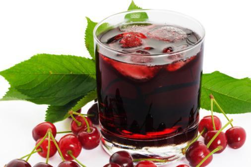 как сделать вишневый сок