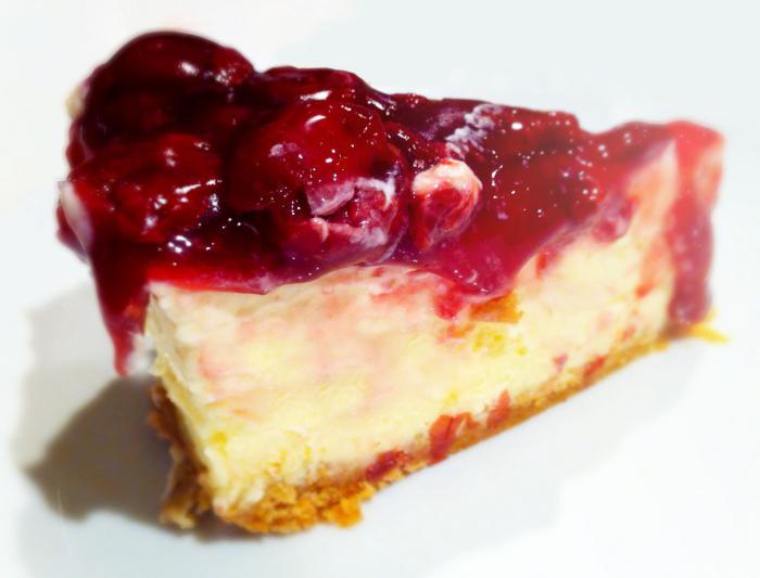 Как сделать десерт из вишни