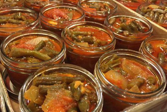 салат солянка с грибами на зиму