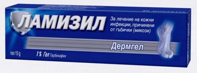 Тербинафин - инструкция по применению, аналоги,