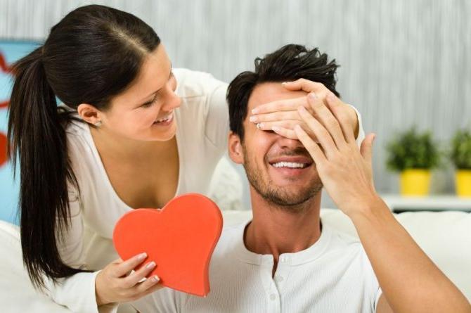 Сюрприз любимому - лучшее доказательство ваших чувств