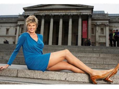 Самые длинные женские ноги в мире у девушек моделей фото