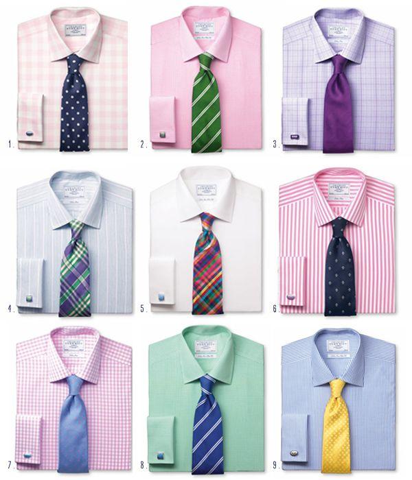 таланта как подобрать галстук к рубашке фото прошу пусть