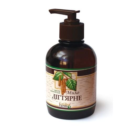 дегтярное мыло жидкое или твердое лучше