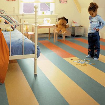 напольное покрытие для детской комнаты что лучше