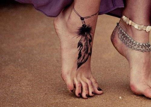 Татуировка браслет на руке для девушек фото