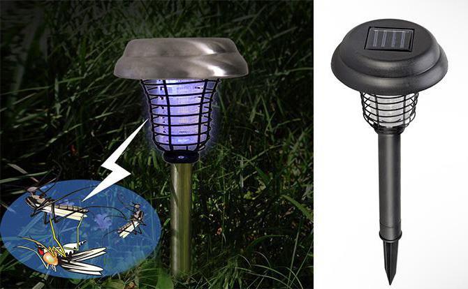 лампа инсектецидная от насекомых
