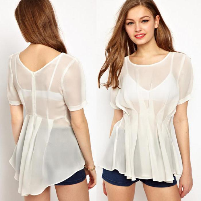 Прозрачные блузки фото сиськи 3 фотография